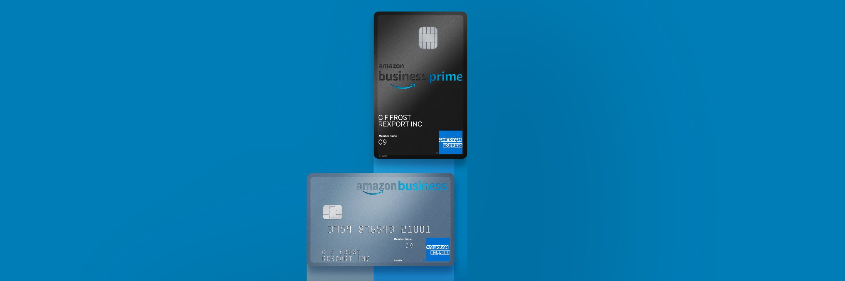 Amazon and American Express Credit Card